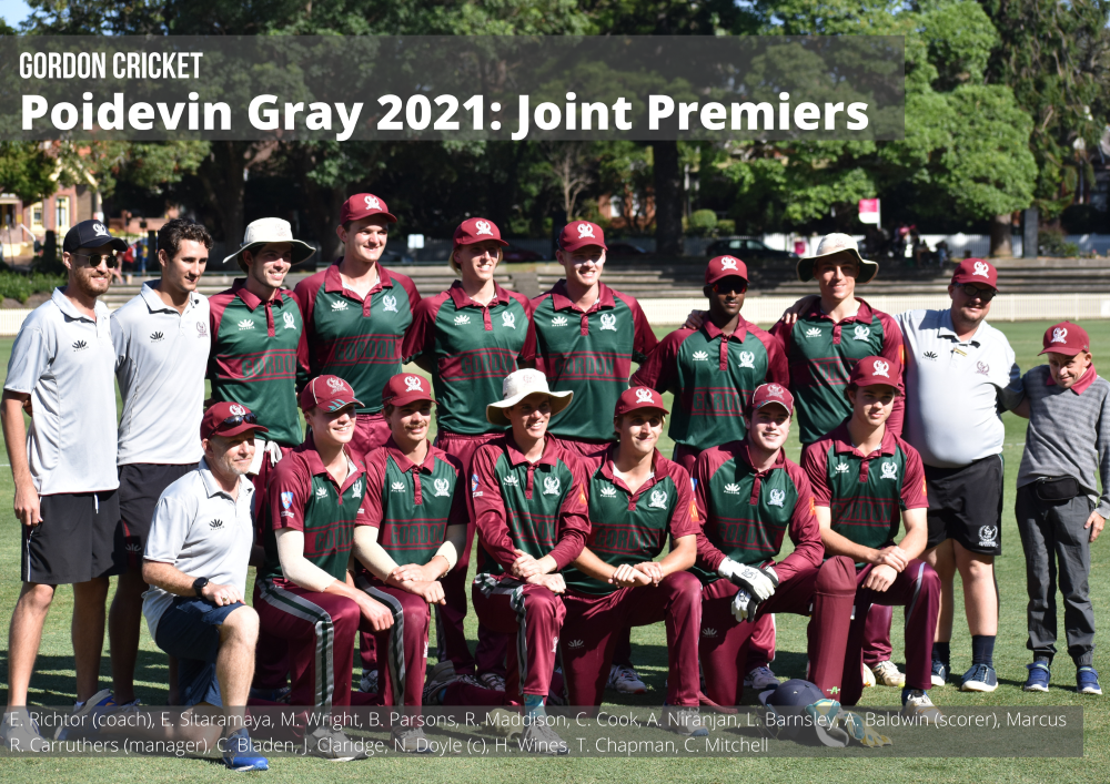 PGs Joint Premiers 2021